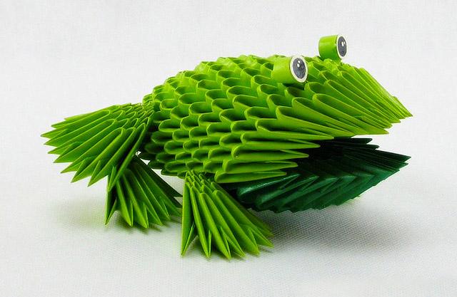 Оригами Петра Соколовского