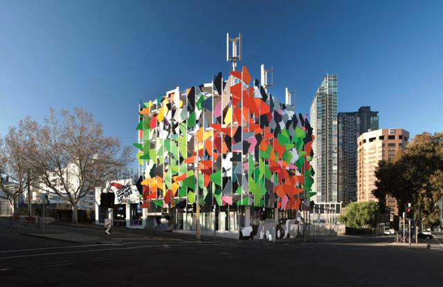 Pixel Building, foto by Gollings Hosking - 01