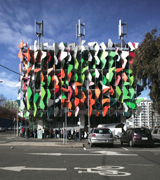 Pixel Building, foto by Gollings Hosking - 03