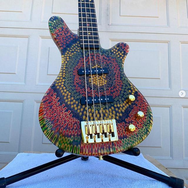 Reggae Bass by Burls