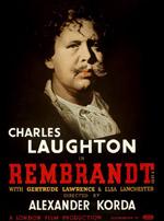 «Рембрандт» 1936, драма (Великобритания) Режиссёр: Александр Корда