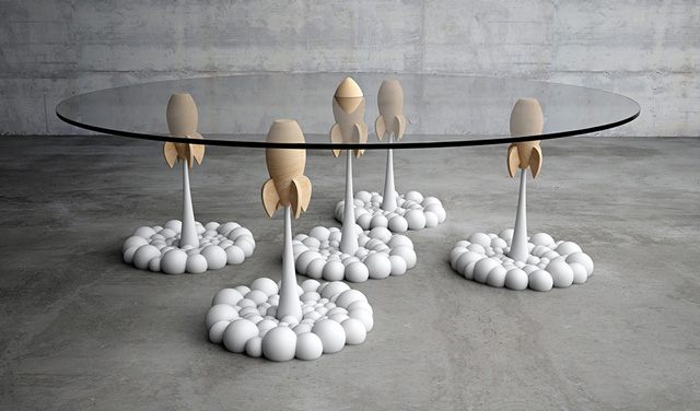Ракетный столик