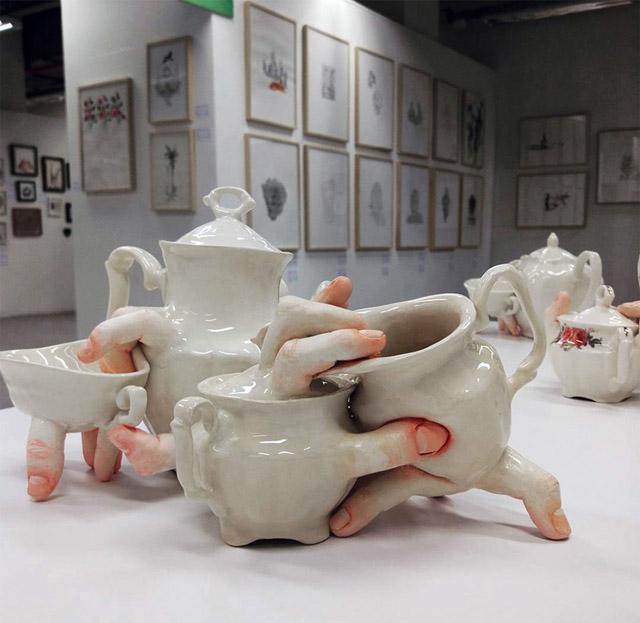 Керамика Ронит Баранги (Израиль)