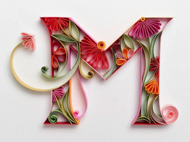 Типографика Сабины Карник