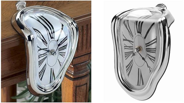 Декоративные часы от компании Creatov