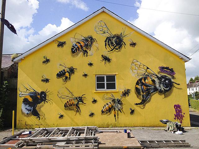 Спасите пчел