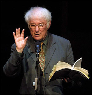 Seamus Justin Heaney, photo: Reuters / Getty Images