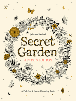 обложка книги «Таинственный сад»