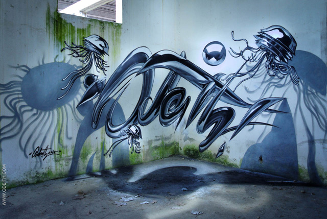 work by Odeith