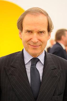 Simon de Pury, фото: www.de-pury.com