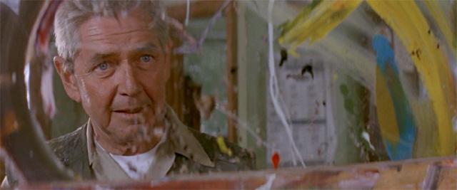 Кадр из фильма «Скалолаз» («Cliffhanger», 1993). Собственный скрин-шот