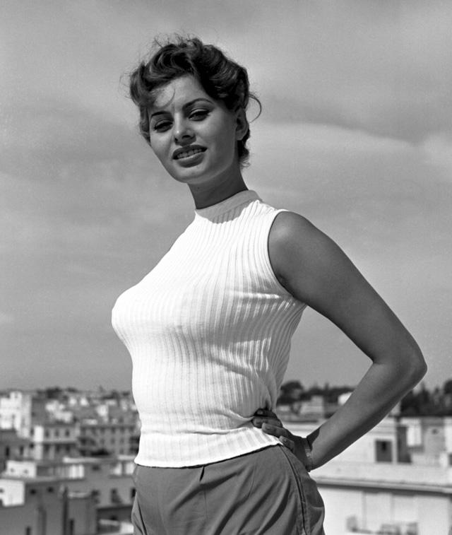 Софи Лорен (1959 год)