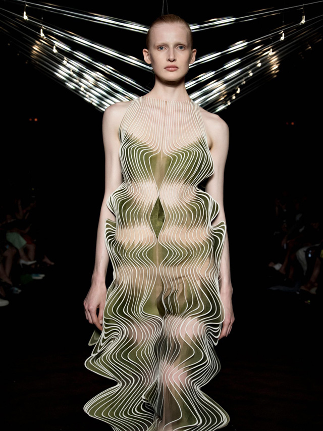Dress by Iris van Herpen