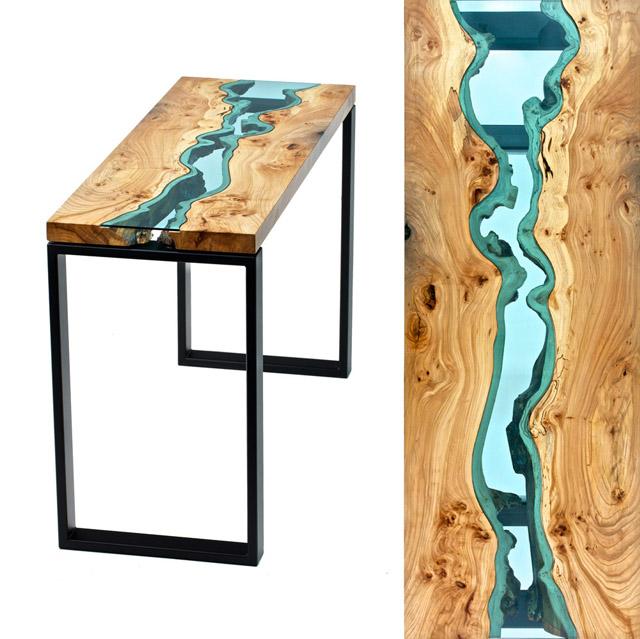 Дизайнерский столик Грега Классена