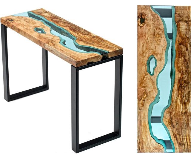 Стол американского дизайнера Грега Классена