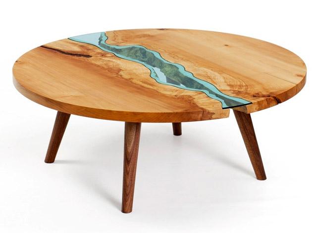 Дизайнерский стол Грега Классена
