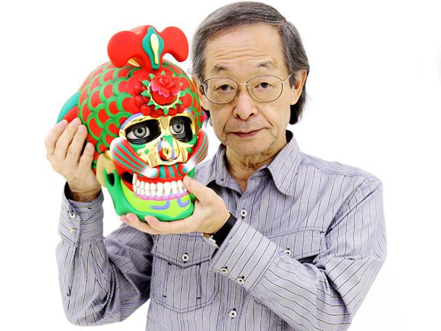 Tanaami Keiichi, фото: Courtesy Gary Tatintsian Gallery