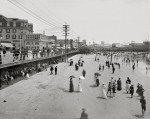 The Beach, Atlantic City 1906