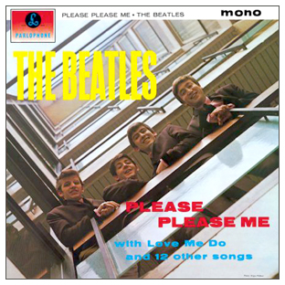 The Beatles Please Please Me (1963)