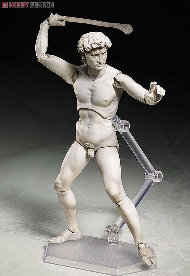кукла Давид Микеланджело