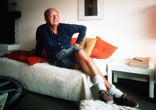 Vladimir Nabokov, photo by Getty Images