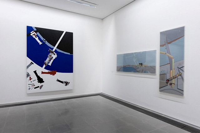 выставка Захи Хадид