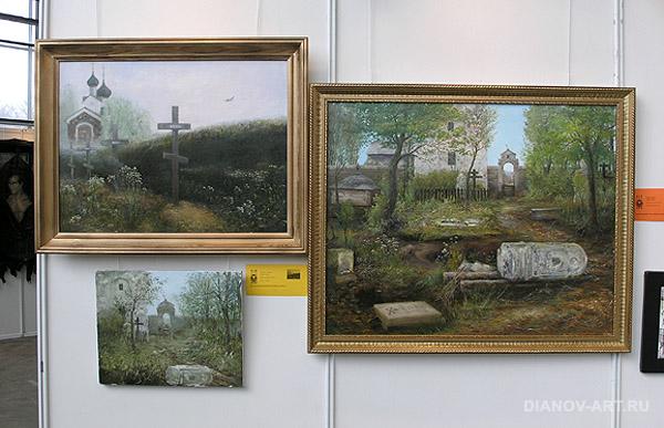 Работы Алексея Локотко (2008)