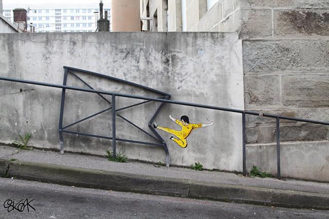 французский стрит-арт