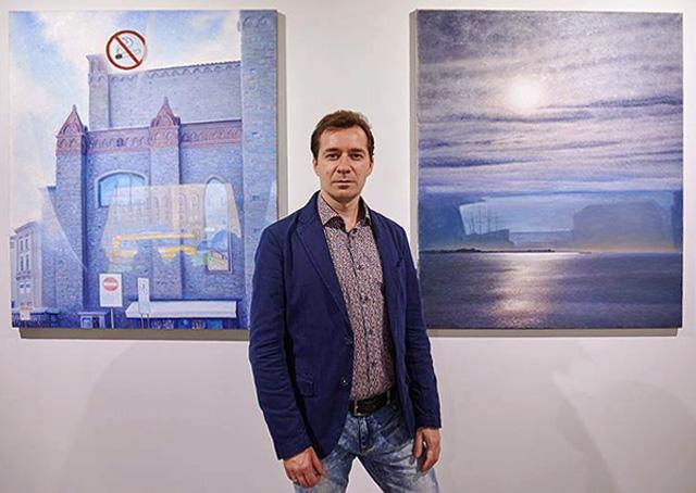 Галерист и куратор Сергей Попов, фото: www.shkolart.ru